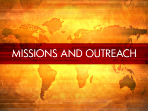 MISSIONS-OUTREACH